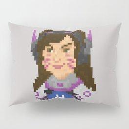 Dva Pixel Portrait Pillow Sham