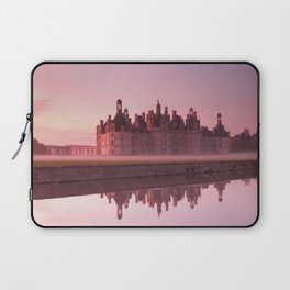 Chateau Chambord at dawn Laptop Sleeve