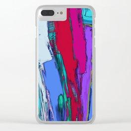 Rocksplitter Clear iPhone Case