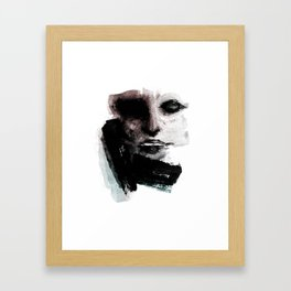 CAPTURE / 04 Framed Art Print