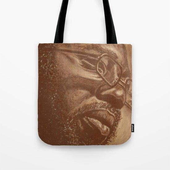 incredible curtis! Tote Bag