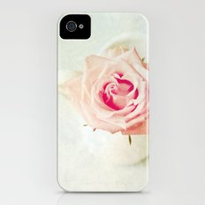 The Rose [Textured] iPhone (4, 4s) Slim Case