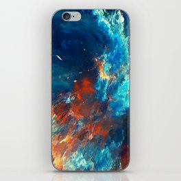 Catch Me iPhone Skin