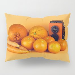 Orange carrots - still life Pillow Sham