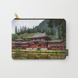 Japanese architecture #society6 #decor #buyart Carry-All Pouch