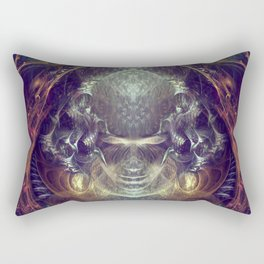 Subconscious New Growth Rectangular Pillow