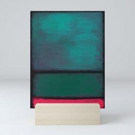 Rothko Inspired #8 Mini Art Print