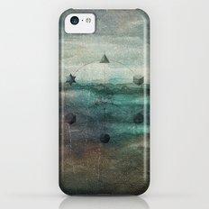 Platonic Solids Slim Case iPhone 5c