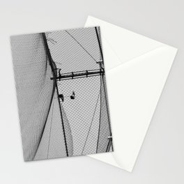 Hanging Sneakers Stationery Cards