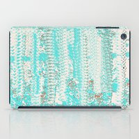 knitting iPad Cases featuring Feminine Knitting by Jessielee