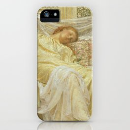Dreamers - Albert Joseph Moore iPhone Case