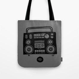 Boomboombox Tote Bag