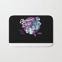 Abomina Belle Bath Mat