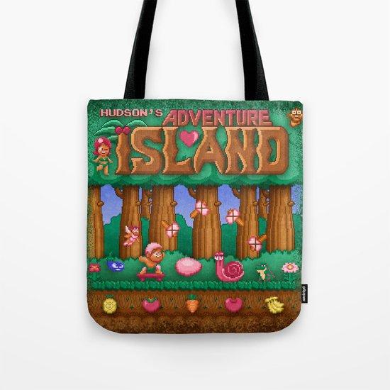 Island Adventure Tote Bag