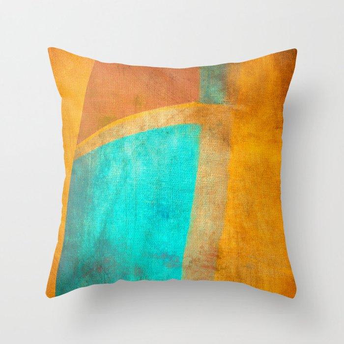 Osíris Throw Pillow