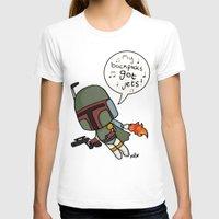 boba T-shirts featuring boba by kaylieghkartoons