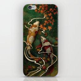 Autumn Kois iPhone Skin