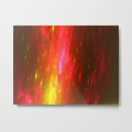 The Soul of Fire Metal Print