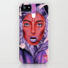 homemade dynamite iPhone Case