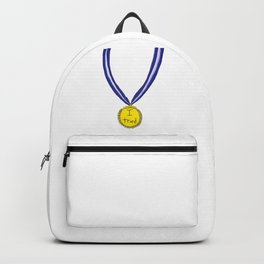 I Tried Medal Backpack