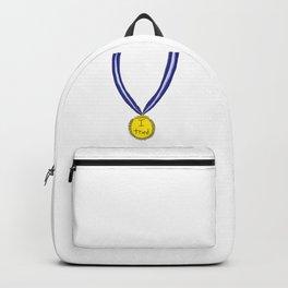 I Tried Medal Backpack