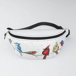 5 Birds Fanny Pack
