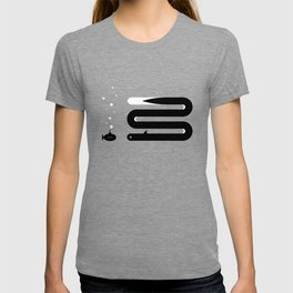 ENCOUNTER - eel T-shirt