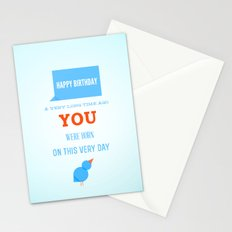 Happy birthday, Ancient One Stationery Cards