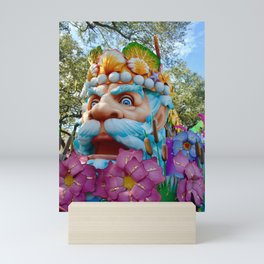 King of Carnival Mini Art Print