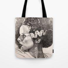 The bride of frankenstein elsa lancaster Tote Bag