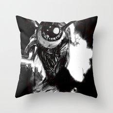Thee Eye Throw Pillow