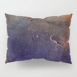 Elephant's Trunk Nebula Pillow Sham