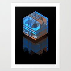 Edifice Art Print