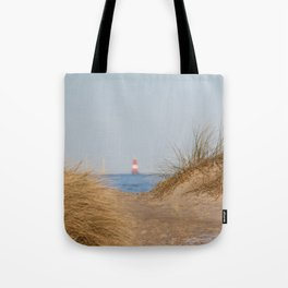 At the beach 10 Tote Bag