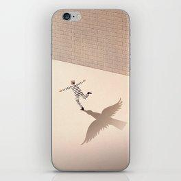 Free Inside iPhone Skin