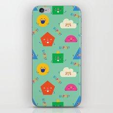 Happy! Pattern iPhone & iPod Skin