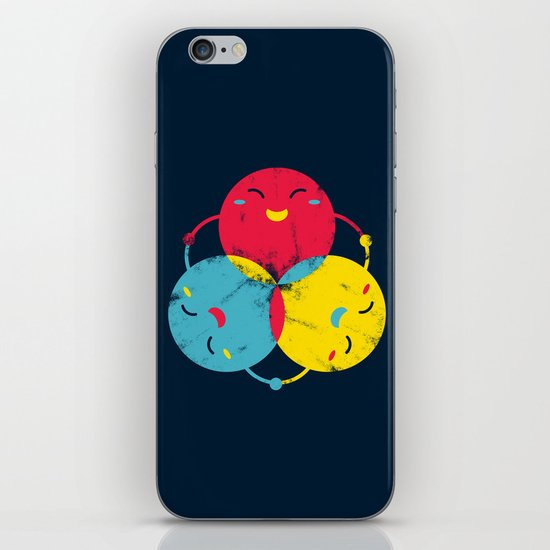 happy together iPhone & iPod Skin
