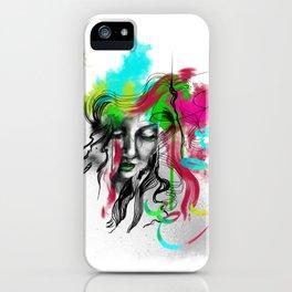Goya iPhone Case