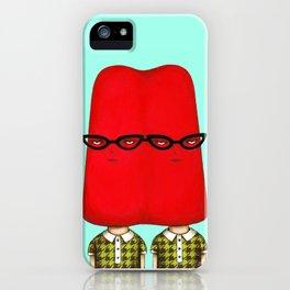 Siamese Twin Pop - Cherry iPhone Case
