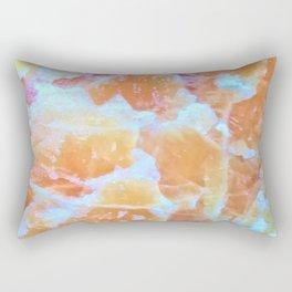Citrine Dreams Rectangular Pillow