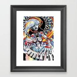 Maid of Honor Framed Art Print