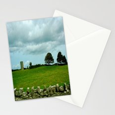 Speeding By The Irish Countryside Stationery Cards