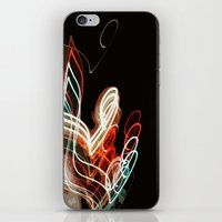 inception iPhone & iPod Skins featuring Inception by Courtney Decker
