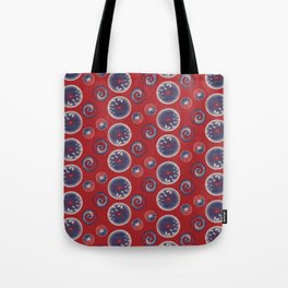 Wagasa (和傘 / Oil-paper umbrella) Tote Bag