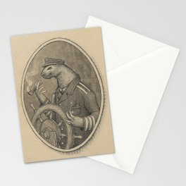 Captain Therion Stationery Cards