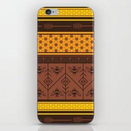 Waxing Poetic iPhone Skin