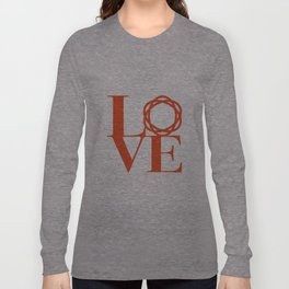 Saatchi Love Long Sleeve T-shirt