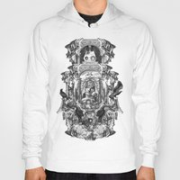 rome Hoodies featuring Rome by DIVIDUS