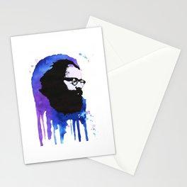 Allen Ginsberg Stationery Cards
