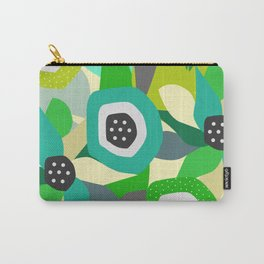 Bright tropical vibe Carry-All Pouch